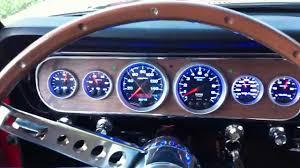 mustang custom gauges 65 mustang jme gauges