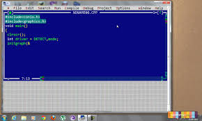 See Through Window Graphics Create A Basic Graphics Program In C Youtube