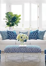 blue and white home decor what i love wednesday modern blue and white room decor