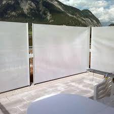 sonnenschutz balkon ohne bohren sichtschutz und windschutz bacher garten center