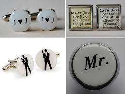 personalized wedding cufflinks wedding day cufflinks for your groom win this week