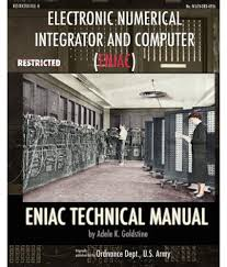 electronic numerical integrator and computer eniac eniac