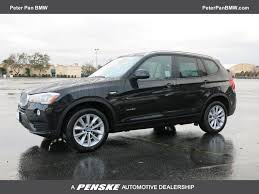 2017 used bmw x3 sdrive28i sports activity vehicle at peter pan