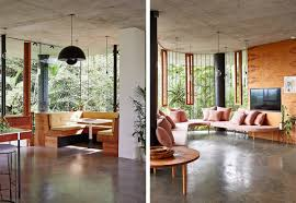Mid Century Style Home This Retro Rainforest Dream House Is A Mid Century Style Masterpiece