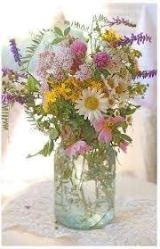 Flowers In Vases Images Best 25 Wild Flower Arrangements Ideas On Pinterest Bloom And