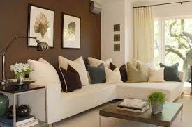Plain Decoration Ideas For Small Living Room Cool Apartment Wall - Decorating living rooms pinterest