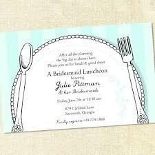 bridesmaid luncheon invitation bridesmaid luncheon invitations plus striped place setting brunch