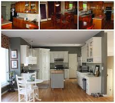 Designing A Kitchen Remodel by 50 Inspirational Home Remodel Before And Afters