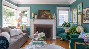 our 5 favorite accent wall colors for fall