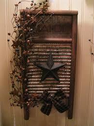country star home decor washboard u2026 pinteres u2026