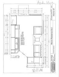 Kitchen Design Planning by Galley Kitchen Design Plans Galley Kitchen Floor Plans Amusing