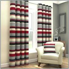 Blue Striped Curtains White And Red Curtains U2013 Teawing Co
