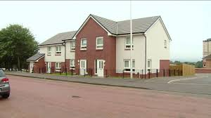 build new homes north lanarkshire council pledges to build 1 000 new homes bbc news