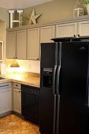 Kitchen Top Cabinets Best 25 Above Cabinet Decor Ideas On Pinterest Above Kitchen