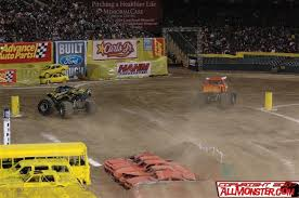 monster truck jam anaheim anaheim california monster jam january 13 2007 allmonster