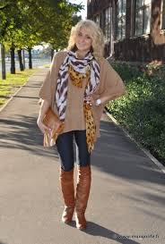what to wear with light brown boots fall winter tan light brown latte brown oversized sweater