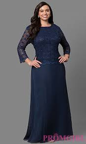 long plus size prom dresses plus gowns promgirl