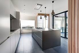 kitchen islands modern pendant lighting grey kitchen island modern home in hampshire