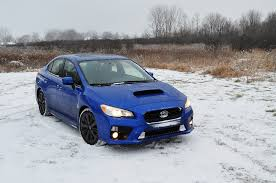 slammed subaru outback 2015 subaru wrx premium playing in the snow