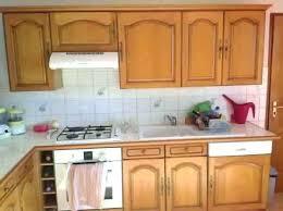 caissons de cuisine caisson cuisine bois meuble cuisine en bois brut meubles de