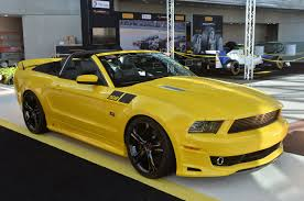saleen photo gallery saleen 302 sc black label mustang speedster