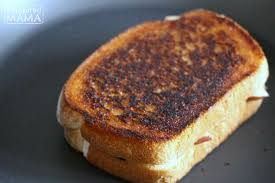 How To Make Grilled Cheese In Toaster Make Your Kids A Fancy Grilled Cheese Sandwich With Apples U0026 Ham