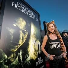 lady luck halloween horror nights linda blair talks u0027the exorcist u0027s legacy fox u0027s tv revival and her