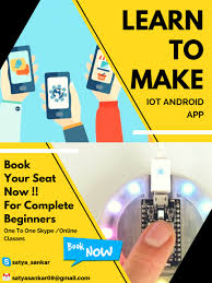online class online classes on iot and embedded my electronics lab