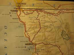 Map Of Ensenada Mexico by Ensenada U2013 Addicted To Dirt