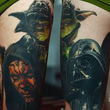 70 incredible star wars tattoos
