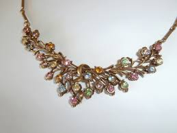 necklace stone setting images Ggs vintage jewelry JPG