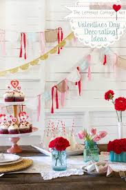 s day party decorations so many adorable diy ideas for valentines day decorations via