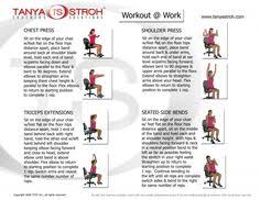 Office Workouts At Desk Get You Moving Workout At Work Healthde Fitde Healthy