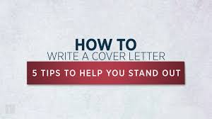 Tips For A Perfect Resume 6 Secrets To Writing A Great Cover Letter