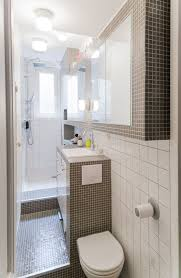 gain de place salle de bain sur côté maison