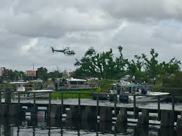 suspected bank robber killed by police in river standoff miami