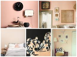 Peach Color Bedroom by Peach Beige Apricot Rose Powdery Wall Colour For Bedroom Or