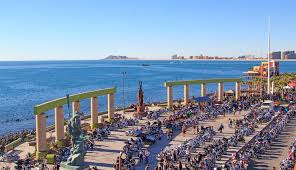 Puerto Penasco Map City Tour Package