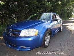 2008 blue dodge avenger dodge avenger for sale carsforsale com