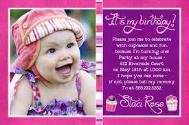 1st birthday invitations kawaiitheo
