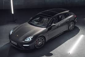 Porsche Panamera Horsepower - vwvortex com 2018 porsche panamera sport turismo officially