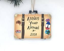 suitcase ornament etsy