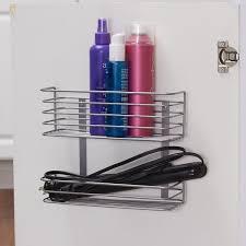 Kitchen Cabinet Door Organizer Rebrilliant 2 Tier Kitchen Cabinet Door Organizer U0026 Reviews Wayfair