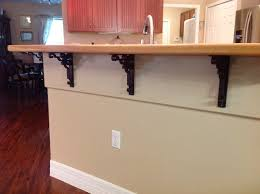 kitchen island with bar top kitchen bar top 11 island gnscl