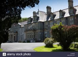 trawsgoed mansion or crosswood park in aberystwyth ceredigion