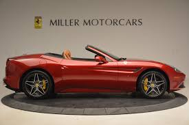 Ferrari California Custom - 2017 ferrari california t stock f1794b for sale near greenwich