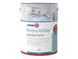 zinsser zinpwis1l 1 litre perma white interior satin paint amazon