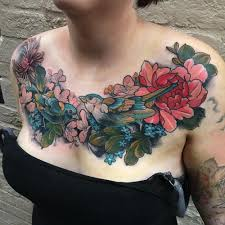 Tattoo Cover Up Ideas For Back Best 25 Women Chest Tattoos Ideas On Pinterest Chest Tattoo