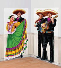 halloween backdrops scene setters mexican party decoration scene setter wall poster photo prop