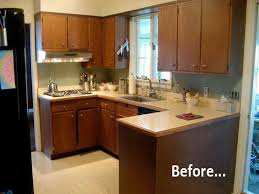 Kitchen Cabinets Restoration Kitchen Cabinets Before And After Lakecountrykeys Com